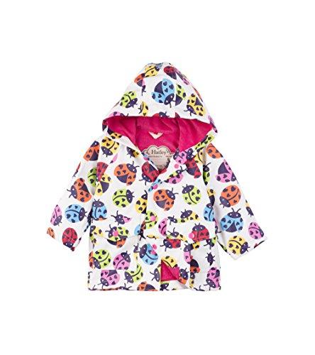 Hatley Baby Girls Printed Raincoats, Rainbow Ladybirds, 12-18 ()