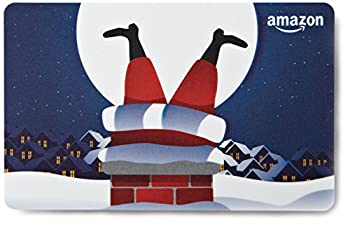 Amazon.com Gift Card In A Greeting Card (Fitting Christmas Design) 4