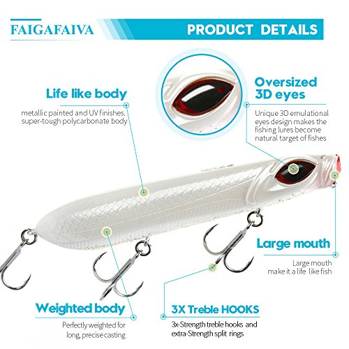 The 8 best jerkbaits for striped bass