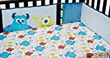 kidsline crib bumper - Monsters Inc. Crib Bumper