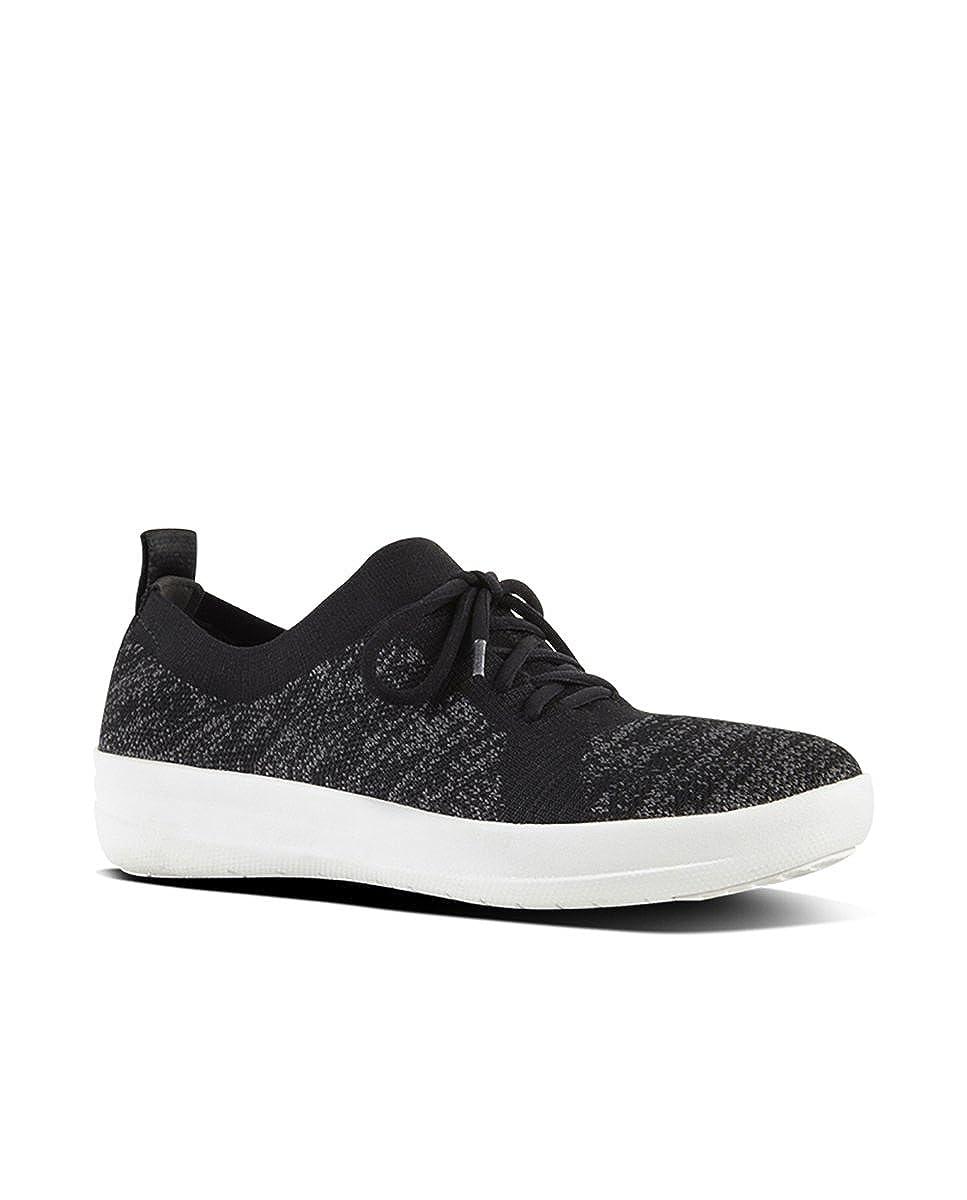 a6acc92a9f6238 Fitflop Women s s F-Sporty Uberknit Sneakers Low-Top  Amazon.co.uk  Shoes    Bags