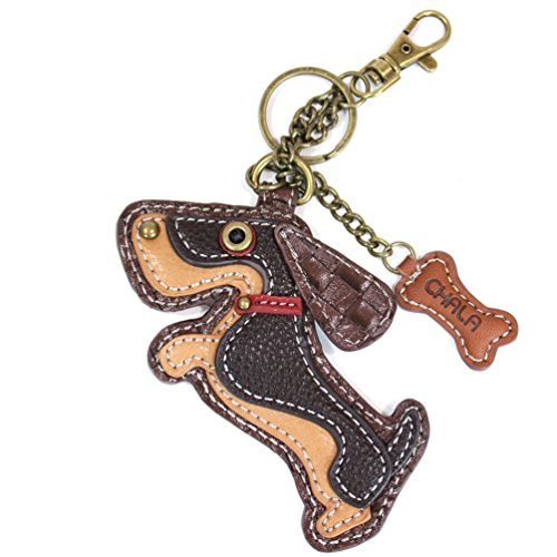 Used, Dachshund Purse Charm/ Key Chain/ Key-fob (Wenier Dog for sale  Delivered anywhere in USA