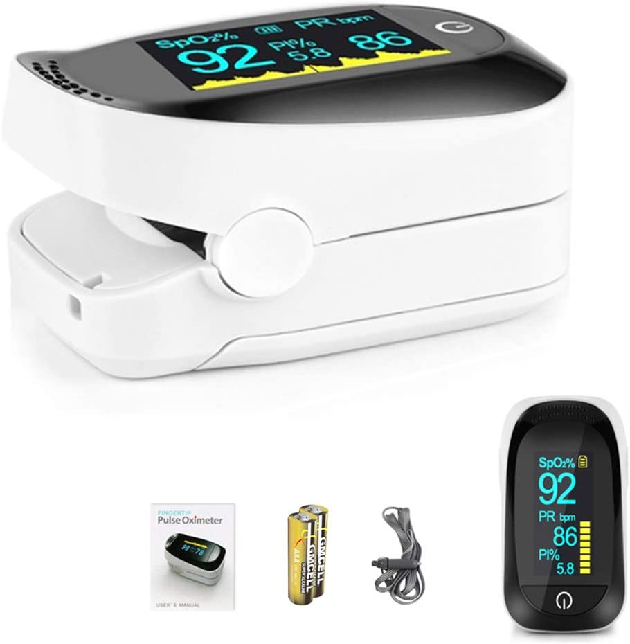 4 in 1 Fingertip Monitor Fitness Monitoring, Monitor with P R and PS02