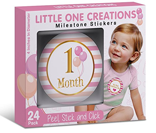 Inexpensive way to capture your little ones milestones