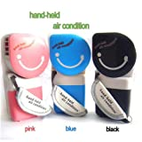USB Mini Portable Handheld Air Conditioner Cooler Fan.