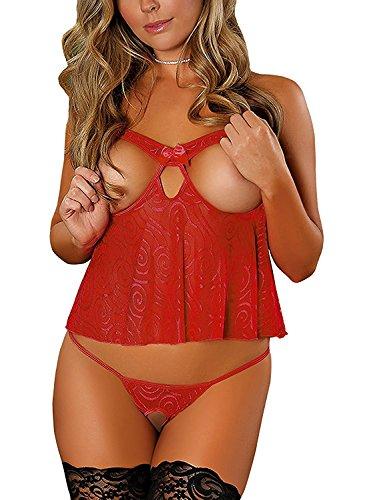 Ella Lust Babydoll Nightwear Sleepwear
