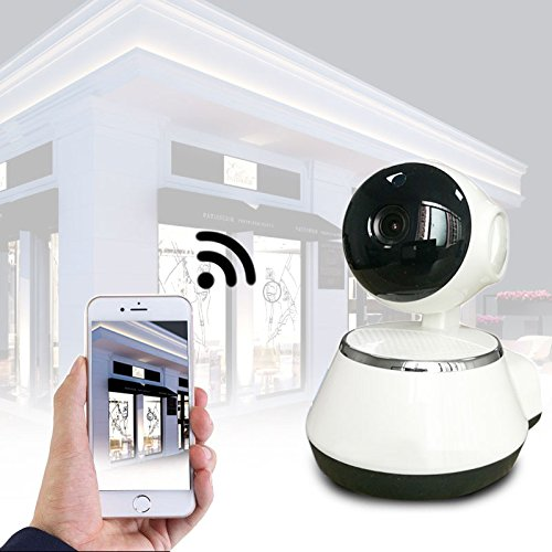 xinzhi JWL-WiFi US Plug 720P Wireless IP Cameras HD Remote Monitor Camcorder VCR from xinzhi