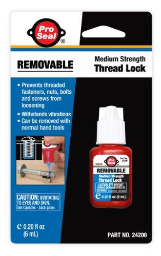 Pro-Seal 24206 Black .2 Ounce Thread Lock