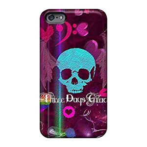 Iphone 6 Bll4423cCgi Unique Design High Resolution Three Days Grace Skin Scratch Protection Cell-phone Hard Covers -JamesKrisky