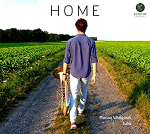 Florian Wielgosik: Home (digipack) [CD]