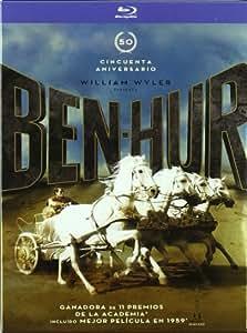 Ben-Hur - Edición 50 Aniversario [Blu-ray]