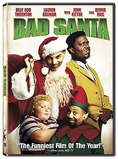 Book Cover: Bad Santa