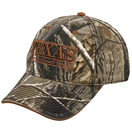 Image Unavailable. Image not available for. Color  The Game Texas Longhorns  Camo Bar Hat 8804bf90c367
