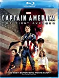 Chris Evans (Actor), Tommy Lee Jones (Actor), Joe Johnston (Director) | Rated: PG-13 (Parents Strongly Cautioned) | Format: Blu-ray (3784)  Buy new: $14.99 31 used & newfrom$14.97