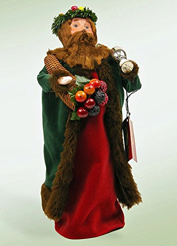 Byers Choice - Spirit of Christmas Present - Charles Dickens - A Christmas Carol (A Christmas Carol Ghost Of Christmas Present)