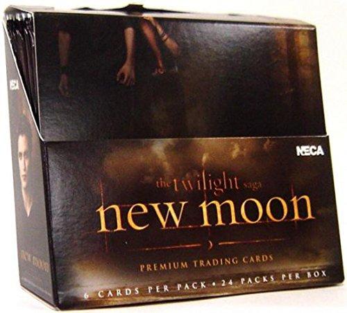 NECA Twilight New Moon Movie Trading Cards Box by NECA