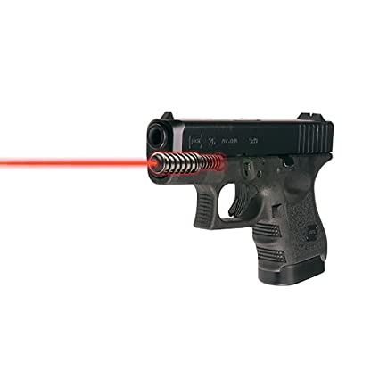 Amazon.com : Guide Rod Laser (Red) For use on Glock 26/27/33 (Gen 4 ...