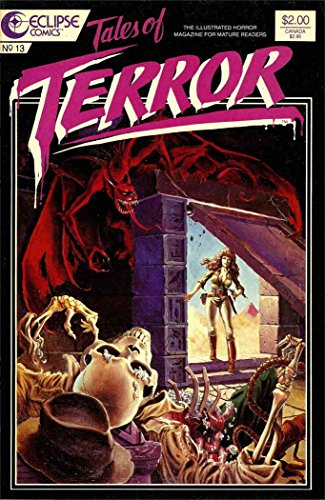 Tales of Terror #13 FN ; Eclipse comic book