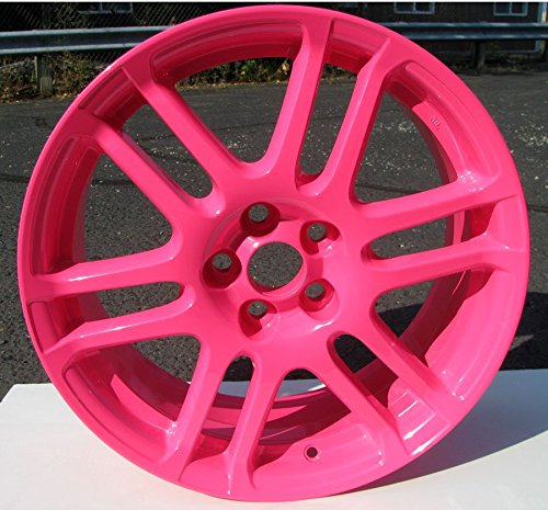 Neon Pink Powder Coating Powder Paint (1 LB)