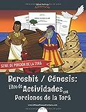 Bereshit | Génesis: Libro de Actividades con Porciones de la Torá
