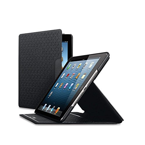 Solo Vector 9.7 Inch Slim Case for iPad Air and iPad Pro, Black