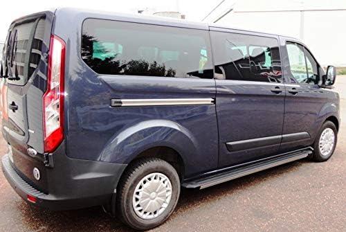 Reposapi/és Apto para Ford Custom Transit y Tourneo L1 a Partir de 2012 Modelo Truva en Negro con T/ÜV y Abe