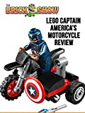 Review: Lego Captain America's Motorcycle Review
