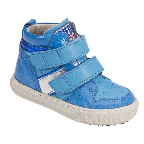 Nextstep 2264–thérapeutique pour enfants Chaussures, Noir/blanc en dentelle, largeur 2,5étroit, 21