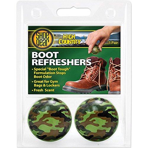 Shoe Gear Boot Refreshers Camo Print txro1B