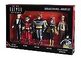 batman figure set - NJ Croce New Batman Adventures Bendable Figure Boxed Set