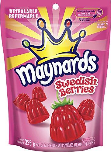 Maynards Swedish Berries 355g (12.5oz)