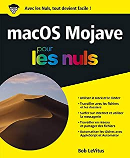 Amazon Com Macos Mojave Pour Les Nuls Grand Format French