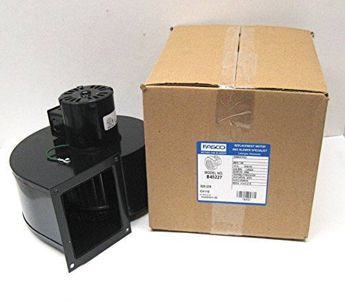 Fasco B45227 115 Volt 265 CFM Centrifugal Blower (Nameplate Single)