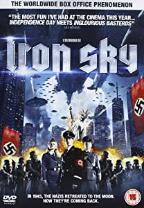 Iron Sky (Region 2 Format DVD) [USA & CANADA BUYERS WILL REQUIRE MULTI REGION DVD PLAYERS FOR DISCS TO WORK IN THEIR COUNTRY]