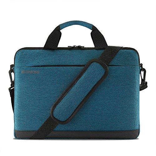 Laptop Shoulder Bag, S.K.L 13-13.3 Inch Business Laptop Sleeve Case Carrying Handbag Computer Briefcase for 13 13.3 Inches Acer Asus Dell Lenovo Hp Samsung Toshiba MacBook Ultrabook (13 Lightweight Laptop Case)
