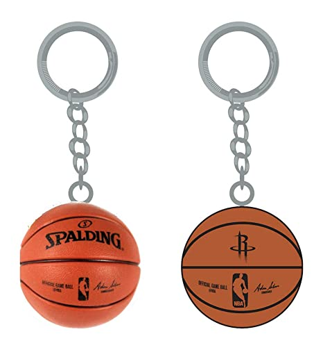 GSP PSG Inc NBA Houston Rockets - Llaveros de Baloncesto con Logo ...
