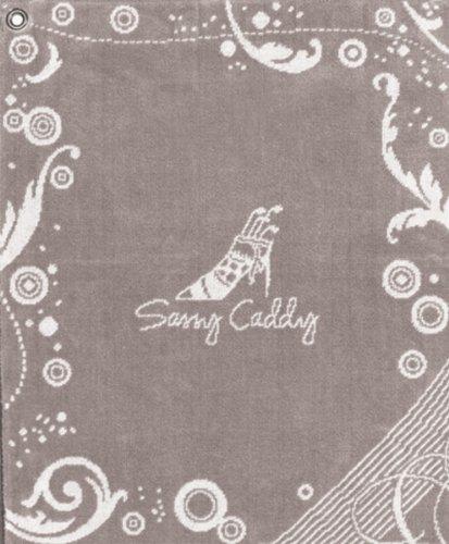 sassy-caddy-womens-golf-towel-grey-white