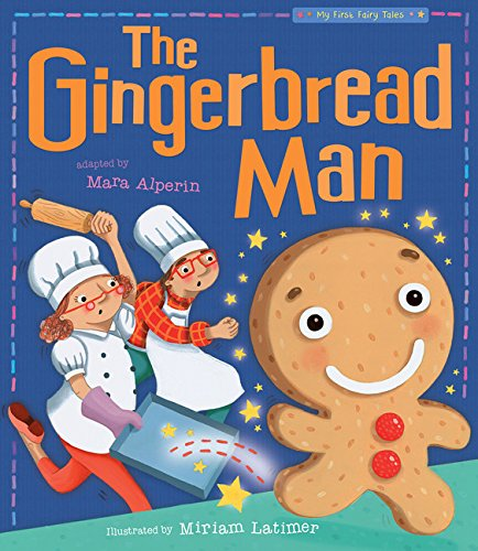 Image result for the gingerbread man by mara alperin