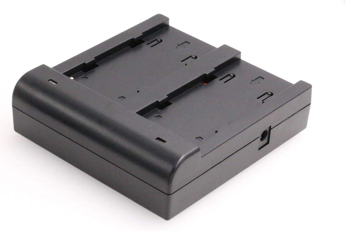 Eonvic Doppel-Ladeger/ät f/ür Trimble 5700//5800 r8 GPS r7 54344 tsc1 GPS Receiver Batterie