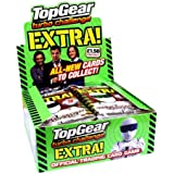 Top Gear Extra Trading Cards Sealed Box (24 packs) [Toy]