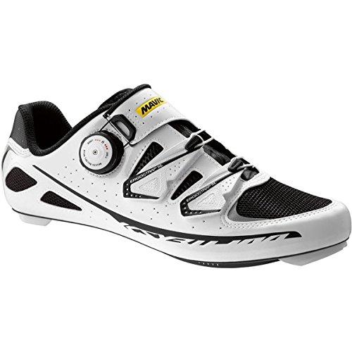 Mavic Ksyrium Ultimate Ii Chaussures - Homme Blanc / Noir, 11.0