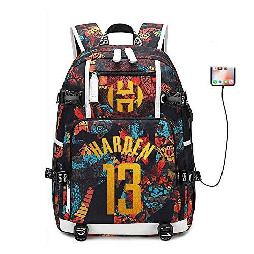 Amazon.com: Basketball Player 13 HD Mochila multifunción ...