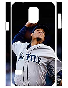 Customized Famous Sports Boy Tough Samsung Galaxy S5 I9600 Phone Snap On Case