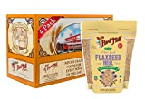 Bob's Red Mill Organic Brown Flaxseed Meal, 32-ounce (Pack of 4) Review