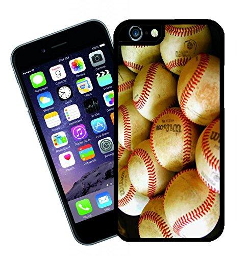 Baseball Coque de protection pour Apple iPhone 6–Housse Par Eclipse idées cadeaux