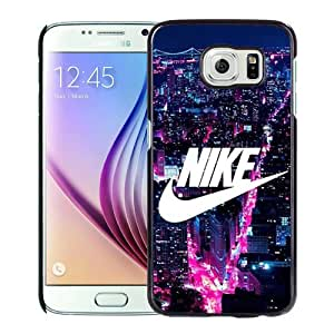 Newest Samsung Galaxy S6 Case ,NIKE Logo New York City Black Samsung Galaxy S6 Cover Case Hot Sale And Popular Designed Phone Case