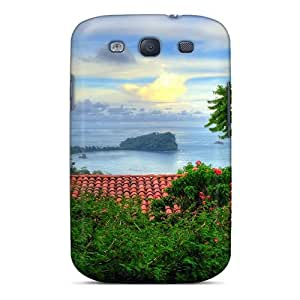 High Quality XrscwdL3269OTxNo Glorious View Over Red Roof Tpu Case For Galaxy S3
