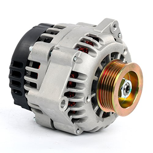 YaeTek 100% New Alternator For Chevrolet S-10 S10 Pickup 1998 1999 2000 2001 2002 2003 2.2L 8233N