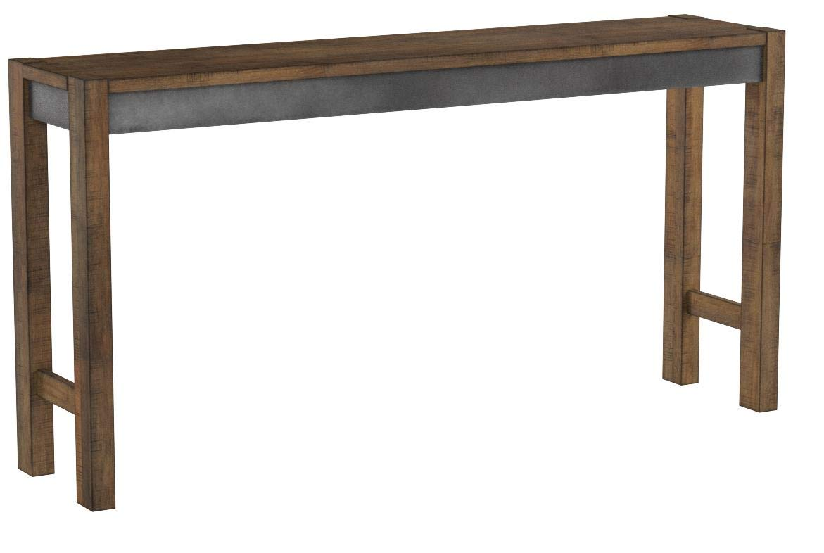 Ashley Furniture Signature Design - Torjin Counter Height Dining Room Table - Two-tone Brown by Signature Design by Ashley