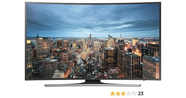 Samsung UE48JU6560 121 cm (48 pulgadas) de TV curvo (Ultra HD, Triple Tuner, Smart TV): Samsung: Amazon.es: Electrónica